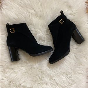 New cole Haan ankle boots size 9.5
